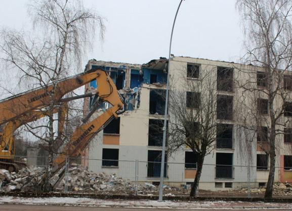 Diagnostic déchets avant démolition